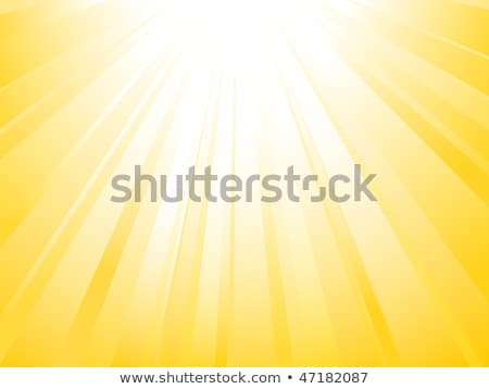 sun rays painted branches Stock photo © sirylok