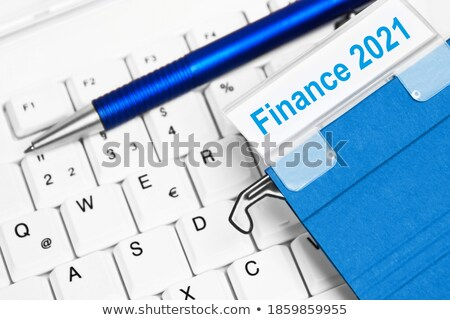 financial outlook stock photo © lightsource