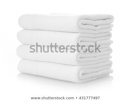 Towel Stack ストックフォト © goir