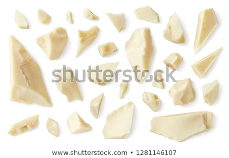 white chocolate stock photo © yelenayemchuk