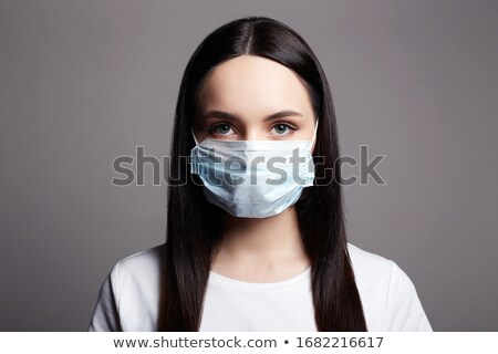 young woman in the medical laboratory stock photo © boggy