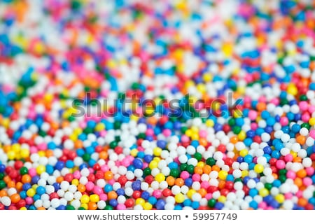 Backgroud Candy Rainbow Color Stok fotoğraf © SuriyaPhoto