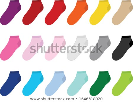 socks of different colors Stock photo © nito