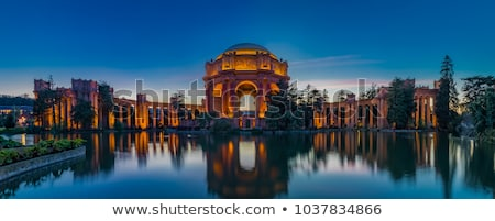San · Francisco · panorama · bâtiment · urbaine · architecture · phare - photo stock © andreykr