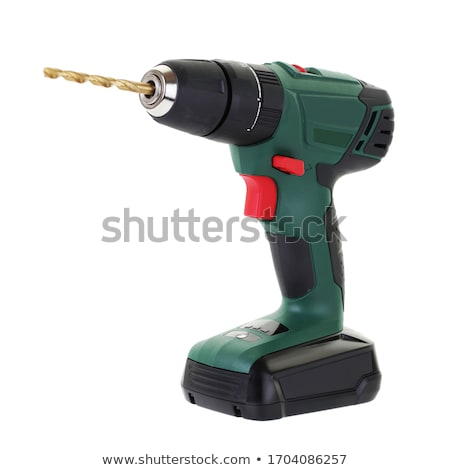 electric screwdriver stock photo © jordanrusev
