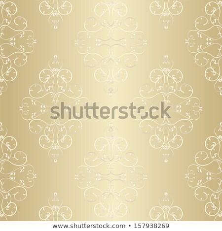 роскошь шампанского орнамент шаблон эксклюзивный фон Сток-фото © liliwhite