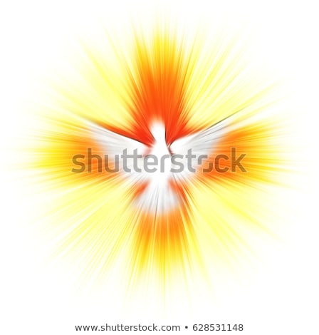 Holy spirit symbol Stock photo © jagoda