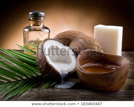 coco bath Stock photo © joannawnuk