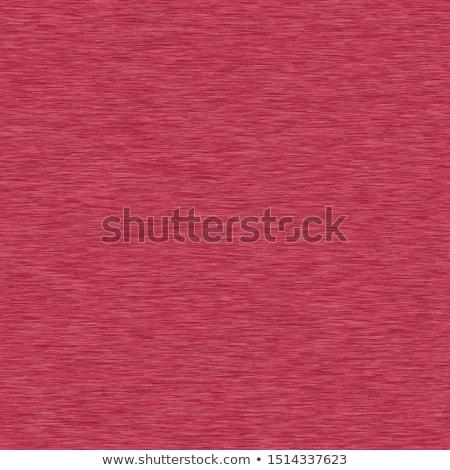 piros · részletes · szövet · textúra · végtelen · minta · illustrator - stock fotó © adamfaheydesigns