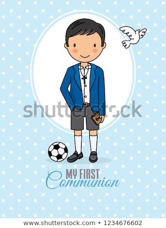 soccer is my religion Stock photo © hayaship