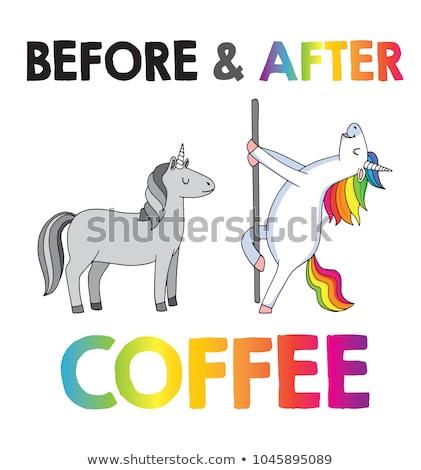 Сток-фото: кофеин · счастливым · музыку · наушники