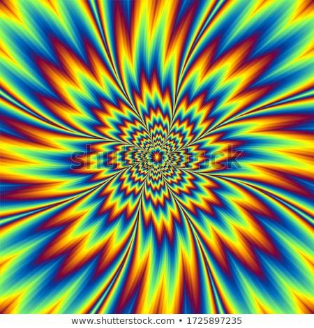 fractal · spiraal · abstract · ontwerp - stockfoto © zven0