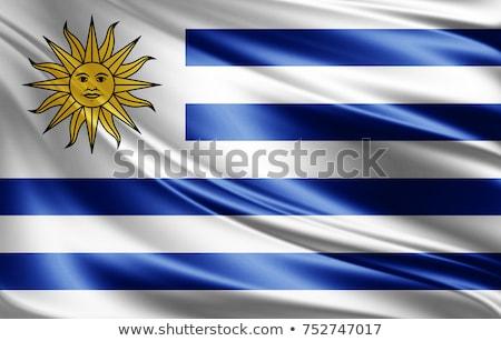 Uruguay · bandera · banderas · tierra - foto stock © romvo