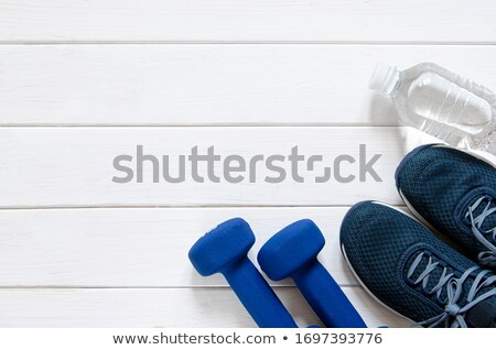 Sport Sneakers and Fitness, Sport and Exercise Stock photo © robuart