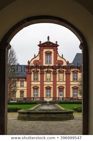 Katedrális múzeum kilátás épület kert utazás Stock fotó © borisb17