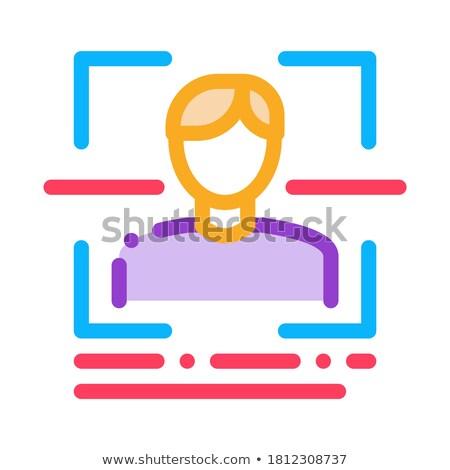 Elismerés elemek ikon szett vektor mobil app Stock fotó © pikepicture