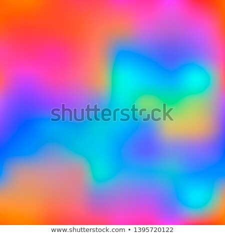 Smoof colorful background in holographic colours, seamless pattern Stock photo © evgeny89