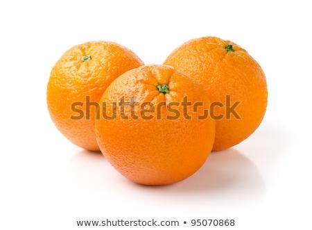 Three orange Stock photo © alrisha