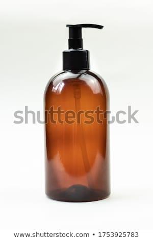 brown bathroom stock photo © paha_l