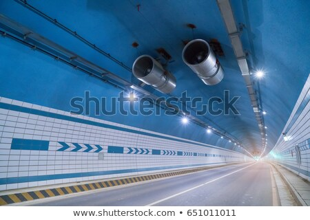 motorway tunnel Stock photo © sirylok