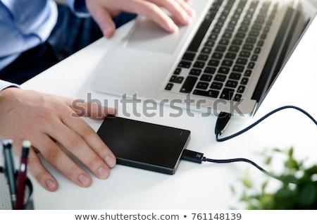 External hard disk Stock photo © Witthaya