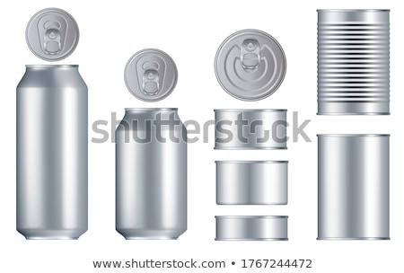 アルミドリンク缶 ストックフォト © studioworkstock