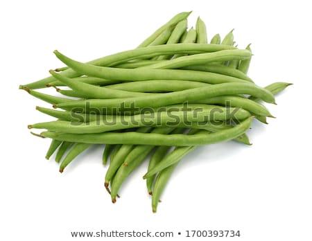String beans Stock photo © neiromobile