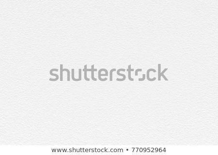Textura macio papel branco textura do papel parede Foto stock © IMaster