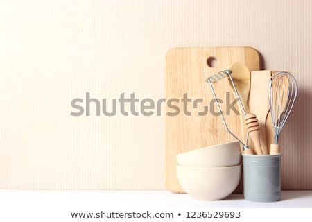 Stock photo: Country Cottage Kitchen