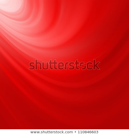 red smooth twist light lines background eps 8 stock photo © beholdereye