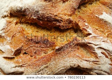 close up on bread Stock photo © M-studio