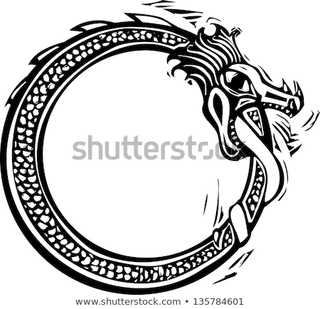 midgard serpent stock photo © xochicalco