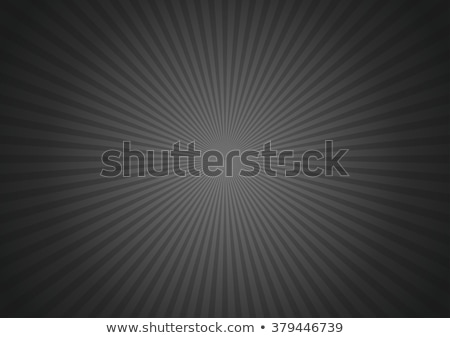 White and gray ray sunburst style abstract background Stock photo © graphit