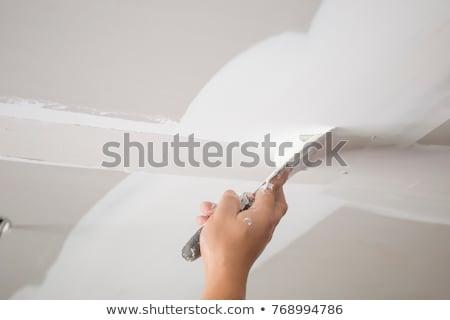 Drywall Repair Stock photo © ca2hill