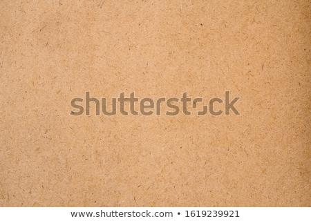 reciclado · papel · cartão · reciclagem · branco - foto stock © dezign56