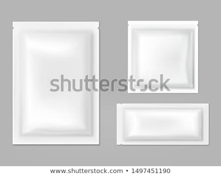 Condom isolated on white background Stock photo © ozaiachin