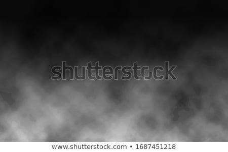 titokzatos · füst · absztrakt · fotó · textúra · tűz - stock fotó © nneirda