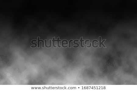 Misterioso fumo abstract foto texture fuoco Foto d'archivio © Nneirda
