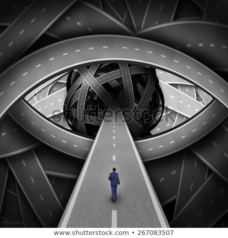 Recruitment Visionary Road Stock photo © Lightsource