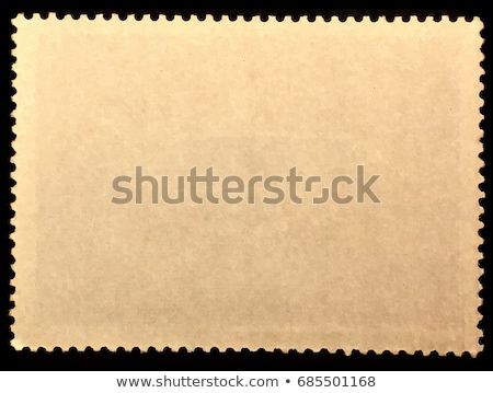collection of vintage stamps stock photo © saransk