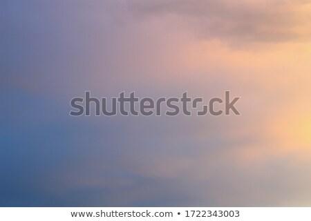 zonsopgang · zon · warm · kleuren · verweerde - stockfoto © lovleah