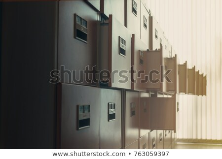 File Folder Labeled as Law. Stock photo © tashatuvango