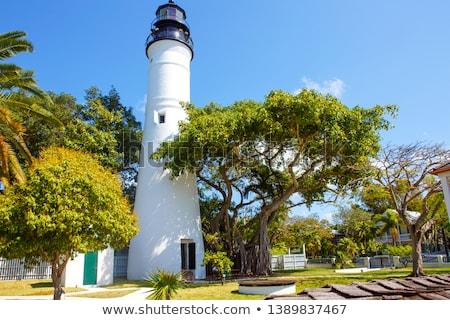 The Key West Lighthouse,  Florida, USA  Stock photo © meinzahn