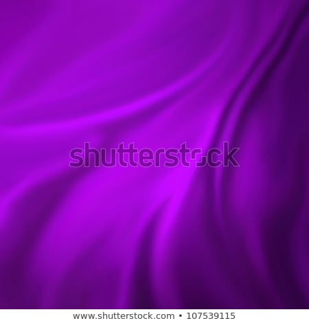 Purple satin cloth Stock photo © grafvision