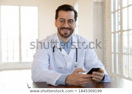 doctor waiting for you and help Stock photo © Giulio_Fornasar