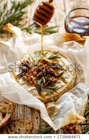 камамбер продовольствие сыра Сток-фото © M-studio