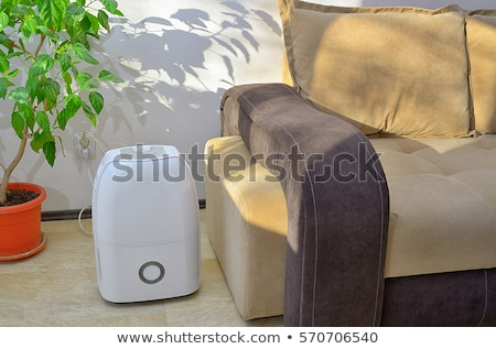 portable dehumidifier colect water from air stock photo © mady70