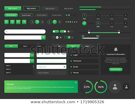 вход · экране · имя · пользователя · пароль · интернет · браузер - Сток-фото © sarts