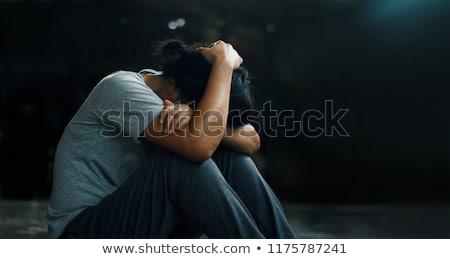 Post Traumatic Stress Disorder PTSD Stock photo © ivelin