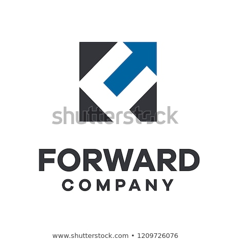 triangle arrow finance logo symbol icon vector design stock photo © gothappy